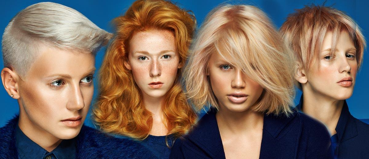 Pojďte se inspirovat novou kolekcí s blond účesy z kolekce Blond Silhouette, kterou vytvořili čeští REDKEN stylisté pro sezónu podzim/zima 2014/2015.