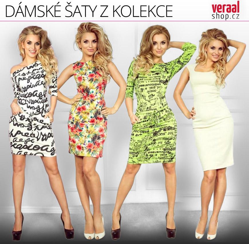 f468d2e1f19b Dámské šaty Veraal Collection – móda do práce i pro volný čas ...
