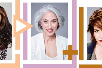 Schwarzkopf Professional přichází s módní revolucí. Účesy pro starší ženy v Essential Looks podzim/zima 2015/2016 jsou symbolem nového věku krásy!