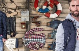 Pánská móda CAMP DAVID patří mezi legendární značky pro muže. Nabízí charakteristickou eleganci v kombinaci s pohodlnou ležérností.