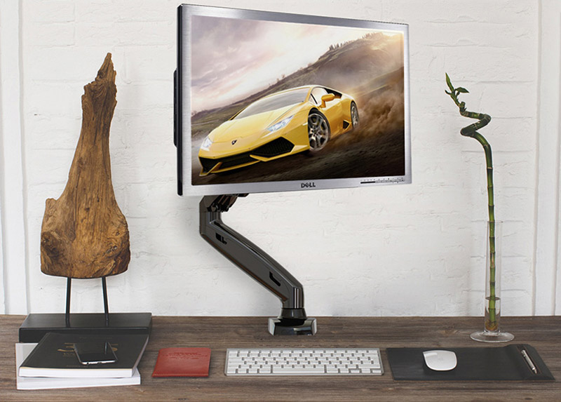 Stolní držák monitoru toho musí hodně umět a současně dobře vypadat. Jen tak jej dokážete ve spojení s monitorem či malou televizí stoprocentně využít. Skvělé stolní držáky nabízí e-shop Drzakyastolky.cz.