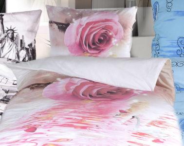 Dejte své ložnici lepší design a svému spánku větší pohodlí. Nemusíte však hned investovat do nábytku – vyměňte své povlečení.