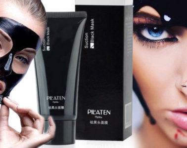 Dokonale zdravá a krásná pleť je především čistá pleť. Trápí vás černé tečky, akné nebo odumřelé buňky? Maska Pilaten vám s nimi pomůže.