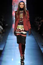 026. Jean Paul Gaultier - RTW Fall 2012 - Paris