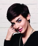 Camille Albane-Short-Black-straight-hairstyles
