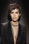 Franck Provost-short-brown-straight-hairstyles