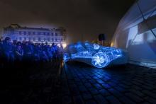 030-volvo-V40-laser-studio-festival-svetla