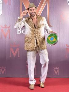 Giba Pignatti - Brazílie | Mister Global 2016