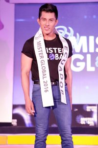 Wiler Jair - Ekvádor | Mister Global 2016