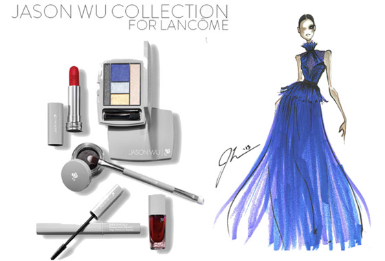 Make-up Jason Wu for Lancôme