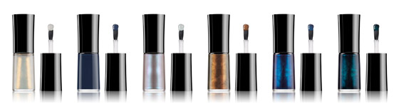 Lak na nehty Nail Lacquer: odstíny vodní