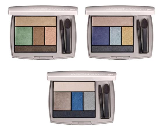 Jason Wu for Lancôme: paleta očních stínů (cca 1000 Kč / 40 €)