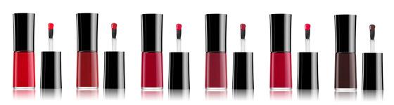 Lak na nehty Nail Lacquer: odstíny rudé