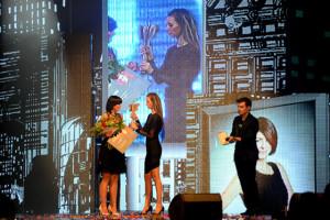 Letošní vítězka Art Image Change International AICHI 2013 Michaela Drbohlavová