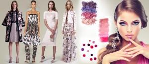 Předjarní módní trendy.: Růžová je cool! / Resort 2014