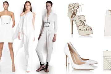 Předjarní módní trendy: Bílé plátno / Resort 2014