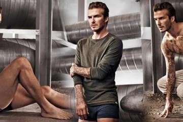 Do butiků H&M přichází nová kolekce se spodním prádlem Davida Beckhama.