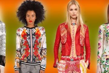 Předjarní módní trendy: Haute Bohemia / Resort 2014