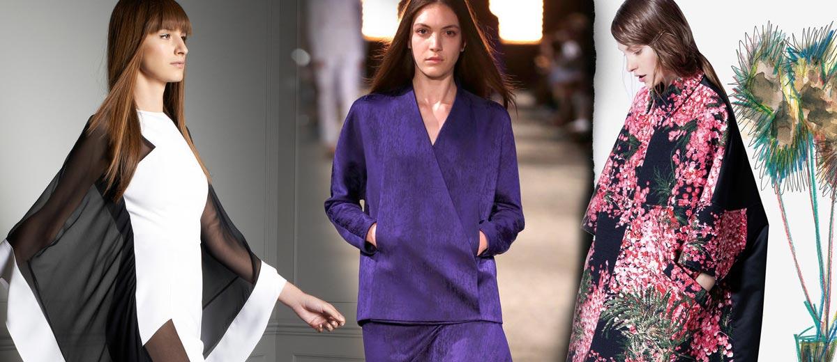 Předjarní módní trendy: Lehkost velikosti / Kolekce módních návrhářů – Resort 2014