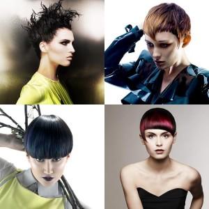 Účesy pro krátké vlasy – velká fotogalerie účesů!