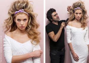 IT GIRL je jedinečná – může být jak rebelka, tak romantická, vytváří si sama svůj originální styl. Účesy z kolekce Erica Zemmoura, ambasadora L'Oréal Professionnel, jsou smyslně nadýchané a svobodné současně.