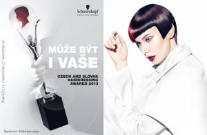Další ročník Czech and Slovak Hairdressing Awards je tady!