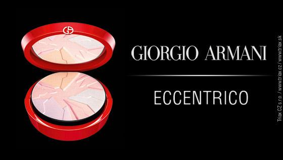Make-up Giorgio Armani Eccentrico