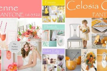 Módní barvy pro letošní jaro a léto 2014 – okořeňte jemné pastely!