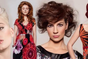 Nová kolekce s účesy Hair studia Honzy Kořínka pro jaro a léto 2014 je plná novinek a trendů. Jak už název FAMOUS Flowers napovídá, bude plná famózně krásných žen, které připomínají rozkvetlé květiny.