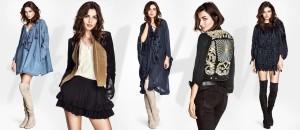 Nová jarní kolekce H&M je v bohémském stylu.