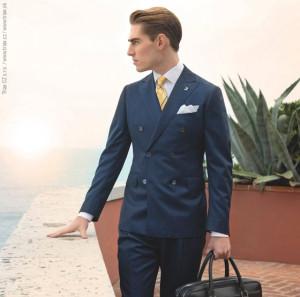 Tombolini nabízí business eleganci propracovanou do poslední kapsy!