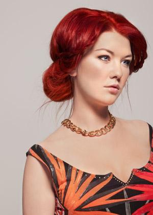 zpěvačka Debbi