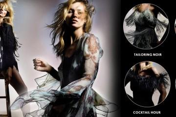 Kate Moss se opět vrací na scénu se svojí módní kolekcí. Tentokrát s kolekcí plnou třásní a bohémského šarmu. Po více než tříleté odmlce tak Kate obnovuje svoji spolupráci se značkou Topshop a světe div se, kolekce se dostane i k nám do České republiky.