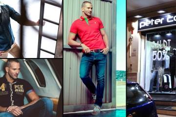 Stojíte o pohodlné i elegantní oblečení, které má styl? Sáhněte po značce Peter Cook.