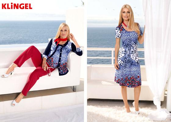 Moderní námořnické outfity KLiNGEL potěší i ty z nás, které se zrovna na námořníky hrát nechtějí!