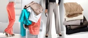 Odborníci přes módní fazónu vám to potvrdí – nikdo si nemůže dovolit nosit cokoliv. A už vůbec ne jakékoliv kalhoty. Zajímavý počin pro nás udělali stylisté z módní zásilkové společnosti KLiNGEL a doporučili nám pět střihů kalhot s komentáři, pro jakou postavu se hodí a pro jakou ne.