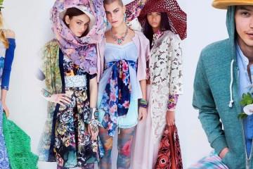 """H&M nechalo rozkvést své outfity. Podívejte se, jak si módní značka představuje svoji """" kvetoucí"""" budoucnost!"""