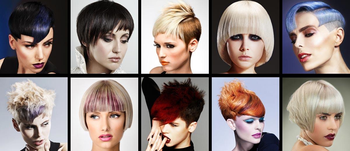 Krátké účesy pro krátké vlasy – 10 nových letních trendů a fotogalerie!