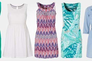 Oděvem léta jsou šaty. I když je třeba po jinou část roku ignorujeme, v létě chybí v šatníku málokteré z nás. Každé postavě sluší jiné střihy. Všem se ale snaží vyhovět kolekce oblíbené značky Takko Fashion.
