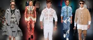 Miláno představilo nové, povětšinou italské, pánské kolekce. Návrháři představili svoje Menswear kolekce pro jaro a léto 2015.