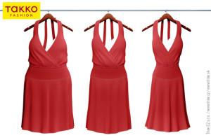 Šaty z Takko Fashion oblečou každou postavu. (Ilustrační obrázek)