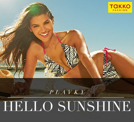 Plavky Takko Fashion – vydařené nápady pro kreativní kombinování.