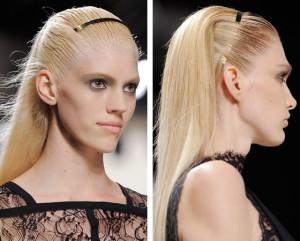 Vlasové doplňky Elie Saab S/S/ 2014