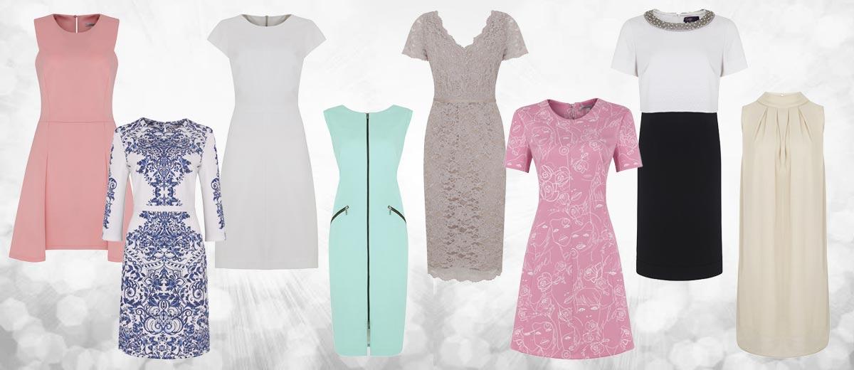 Jak si zachovat v létě eleganci, když na kostýmky je příliš horko? Ideálně šaty v elegantním stylu, jaké najdeme v letní kolekci Marks&Spencer.