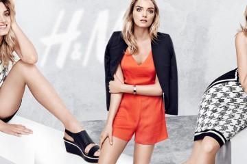 H&M představilo novou kolekci kombinující módu se sportovními prvky. Móda H&M tak přináší jeden z hlavních trendů letošního léta! Podívejte se!