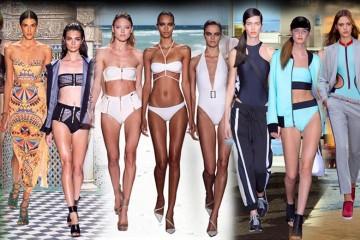 Podívejte se na trendy plavky 2015. Už víme, jaké se budou nosit! Udělají z vás krásku džungle, oblečou vás do marockých vzorů i jako sportovkyni!