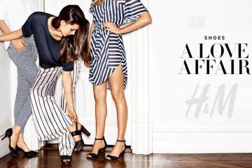 HM boty ke každému outfitu H&M.