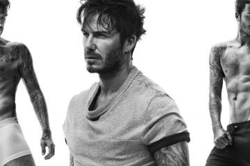 David Beckham v nové kampani na spodní prádlo H&M pro podzim a zimu 2014/15 – pozor, prodávat se začne již 21. srpna 2014!