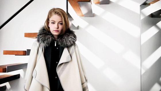 Hřejivá móda Karen Millen pro podzim a zimu 2014