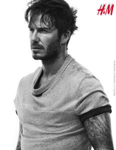 H&M bodywear collection A/W 2014/15 by David Beckham.